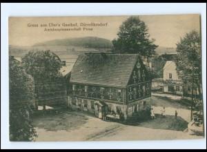 Y17718/ Dürröhrsdorf Ufer`s Gasthof AK ca.1920