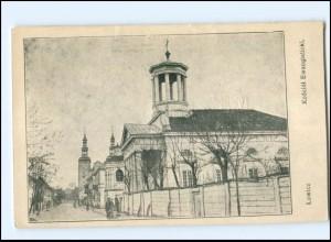 V736/ Lowicz Polen AK 1915
