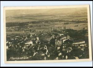 V735/ Mariaschein Tschechein Foto AK 1944