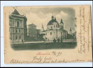 V732/ Kromeriz Tchechien AK 1899
