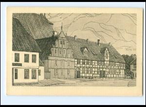 Y17607/ Verden Lugenstein AK ca.1910