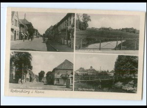 Y17624/ Rotenburg AK ca.1940
