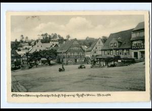 Y17717/ Hohenstein Markt AK 1939