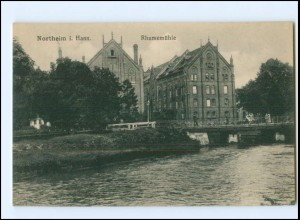 Y17529/ Northeim Rhumemühle AK 1916