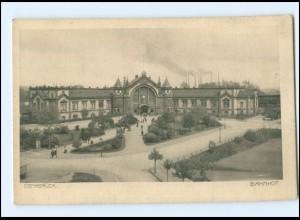 Y17552/ Osnabrück Bahnhof AK ca.1912
