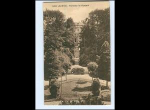 Y17452/ Bad Lausick Terrasse im Kurpark AK 1931