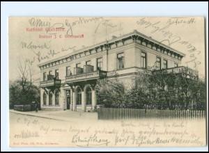 S2502/ Cuxhaven Kurhotel AK 1901