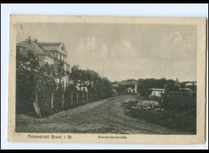 S2508/ Ostseebad Graal Alexanderstr. AK 1923