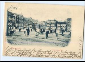 S2525/ Groningen Ossenmarkt AK 1901 Niederlande