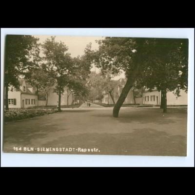 XX11193/ Berlin Siemensstadt Rapsstraße Foto AK 50er