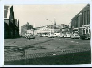 V889/ Hamburg Hammerbrook Foto 1972 14,5 x 10 cm