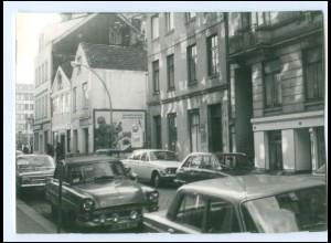 V896/ Hamburg St. Georg Foto 1972 14,5 x 10 cm
