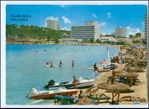 Y17812/ Palma de Mallorca Hotel Comodoro Spanien AK 1972