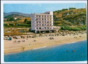 Y17816/ Canet de Mar - Hotel Roca-Tel Spanien AK