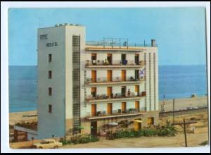 Y17817/ Canet de Mar - Hotel Rocatel Spanien AK