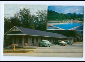 Y17825/ Galtinburg Reagan`s Tourist Motel AK USA