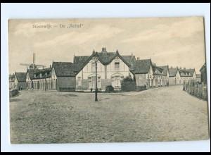 V872/ Steenwijk De Beitel Niederlande AK ca.1912
