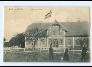 XX14735-2394/ Gruß aus Kl. Rüde AK 1908