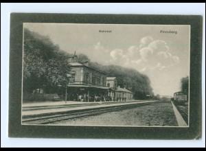 XX11385/ Pinneberg Bahnhof Ak 1912