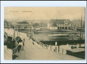 XX11210-173/ Torgelow Ueckerbrücke AK 1911