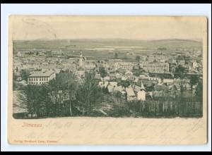 XX11239-986./ Ilmenau Panorama 1903 AK