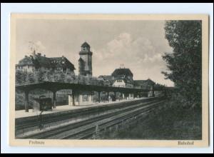 XX11211/ Berlin Frohnau Bahnhof AK 1935