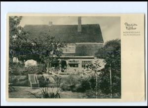XX11257/ Cuxhaven Altenbruch Pension Küther 1940 AK
