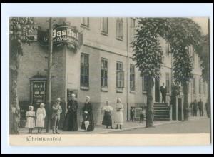 XX11418/ Christiansfeld Gasthof der Brüdergemeinde Nordschleswig AK 1909