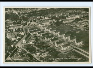XX11538-04./ Leipzig Fliegeraufnahme 1930 Foto AK