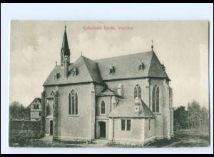 XX11510/ Wanfried Katholische Kirche 1913 AK