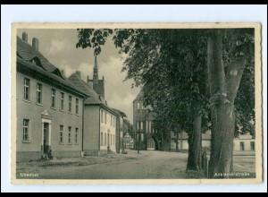 XX11552-174./ Usedom Anklamerstraße 1937 AK