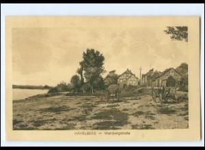 XX11583-395./ Havelberg Weinbergstraße 1917 AK