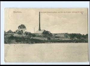 XX11581-395./ Havelberg Vereinigte Dampfziegeleien 1916 AK