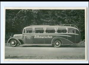 XX11987/ Heide i. H. Omnibus K. Fr. Bielenberg Dithmarschen AK