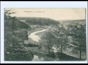XX11707/ Königshof im Harz AK 1912