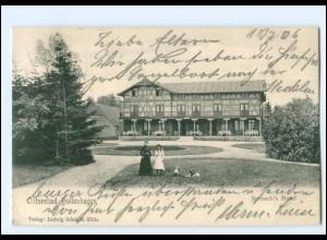 XX11556-239./ Boltenhagen Seebach´s Hotel 1906 AK