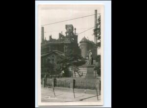 XX11689/ Neunkirchen Saar Stumm-Denkmal Foto AK ca.1935