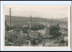 XX11687/ Neunkirchen Saar Neunkircher Eisenwerk Foto AK ca.1935