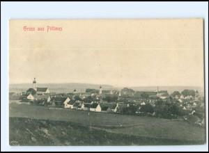 XX11573-8897/ Gruß aus Pöttmes 1914 AK