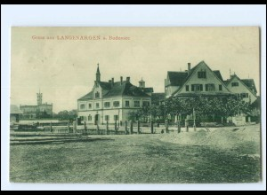 XX11506/ Langenargen am Bodensee 1910 AK