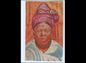 XX11881/ Vollbehr Künstler AK Kamerun Häuptlingsmutter Afrika Kolonien ca.1912