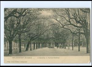 XX11569-8551/ Heiligenstadt Lindenallee mit Kellner-Denkmal 1913 AK