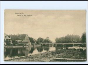 XX11568-8621/ Marktzeuln Partie an der Rodach AK