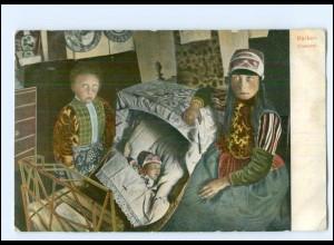 XX11895/ Marken Costume Trachten Kinder Niederlande 1912