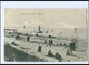 XX11549-183./ Prerow Strandleben 1912 AK