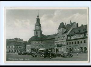 XX11537-096./ Frankenberg Markt 1941 AK