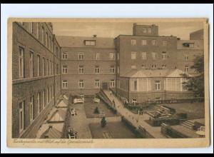 XX14792/ Hamburg Krankenhaus Elim Hoheweide 17 AK ca.1925