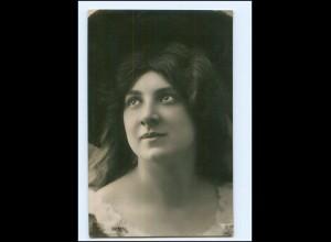Y17958/ Junge Frau schöne Foto AK 1907