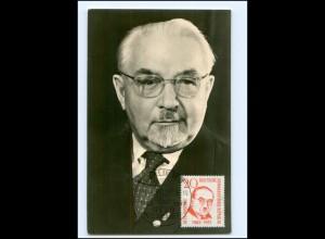 Y17951/ Otto Nuschke Stellvertr. Ministerpräsident DDR AK 1959