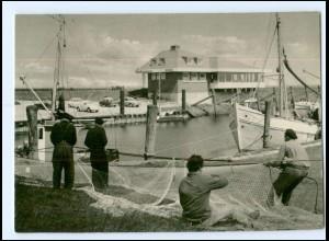 Y17981/ Otterndorf Hafen AK ca.1965